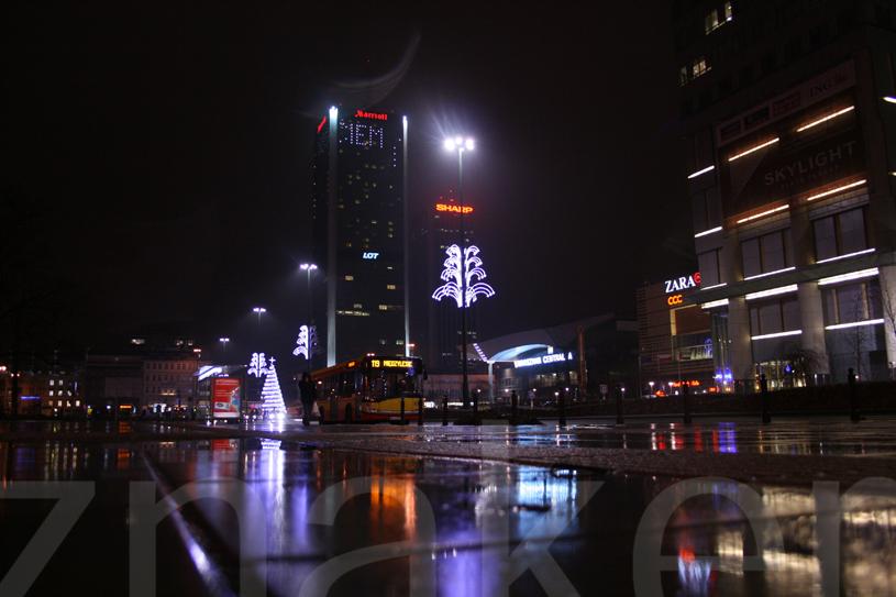 hotels warsaw center