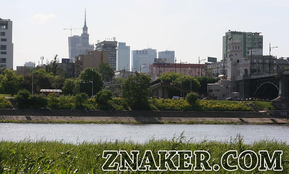 Warsaw Warszawa Panorama