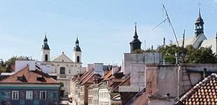 Stare Miasto Ulica Mostowa Warszawa