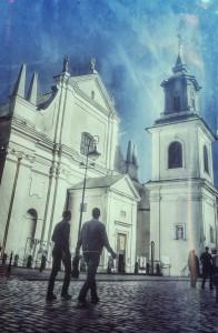 Stare Miasto Ulica Kościół