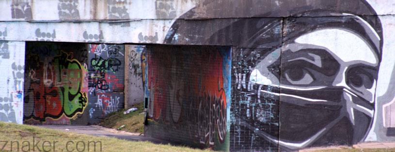 fotografia graffiti warszawa