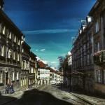 Ulica Mostowa Stare Miasto