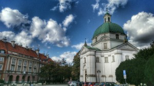 Kościół Nowe Miasto W Warszawie